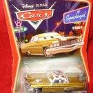 Disney Pixar Cars Animated Movie 1:55 Die Cast Series 2 Supercharged TEX DINOCO Mattel New