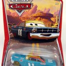 DISNEY PIXAR CARS Movie Mario Andretti # 22 1:55 Die Cast The World of Cars WOC New