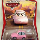 DISNEY PIXAR CARS Movie CHUKI # 59 1:55 Die Cast The World of Cars WOC New