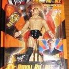 WWF WWE Jakks Pacific Royal Rumble William Regal Action Figure with Intercontinental Belt