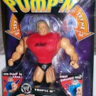 WWF WWE Jakks Pacific Wrestling Pump'N Flex TRIPLE H Action Figure New