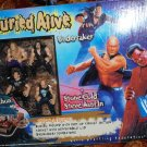 WWF WWE Jakks Pacific Buried Alive Action Ring and 4 Micro Figures New