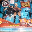 WWF WWE Jakks Final Count Series 3 Bubba Ray Dudley vs. Rikishi ( Clothes Line ) New