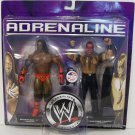 WWE Jakks Pacific Adrenaline Series 21 Action Figure 2-Pack BOOKER T & BOOGEYMAN with US Belt NEW