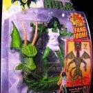 Hasbro Marvel Legends Hulk Series ( Build a Fin Fang Foom ) Action Figure She-Hulk New
