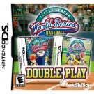 Activision Little League World Series Double Play 2008 & 2009 for Nintendo DS, New Game