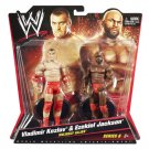 WWE Mattel Wrestling Unlikely Allies Series 6 Vladimir Kozlov & Ezekiel Jackson Action Figure 2-Pack