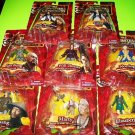 """Disney Pirates Of The Carribean At Worlds End Set of 8 - 3 3/4"""" inch Action Figures New"""