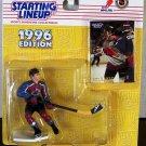 Kenner 1996 Starting Lineup NHL Colorado Avalanche Joe Sakic Figure w/ SLU Hockey Card New