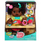 Hasbro Baby Alive My Baby Alive - Interactive African American Doll New