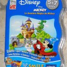 VTECH V.Smile Learning Game Disney La Aventura Magica de Mickey Spanish Game Smartridge NEW
