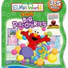 Vtech V.Smile Learning Game Elmo's World: Elmo's Big Discoveries Smartridge NEW