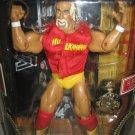WWE Jakks Pacific Wrestling Classic Deluxe Superstars Series 1 Hulk Hogan Action Figure New