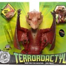 "Mattel Prehistoric Terrordactyl Interactive Pet Jurassic Dinosaur ""Are You the Master...or Prey"" NEW"