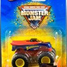 Mattel Hot Wheels 2008 Monster Jam 27/70 SUPERMAN Truck Scale 1:64 New