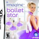 Imagine Ballet Star for Nintendo DS New Game