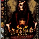Diablo II: Lord of Destruction (Expansion Pack) (PC, 2001) NEW