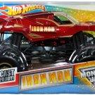 Mattel Hot Wheels Monster Jam 2011 IRON MAN 1:24 Scale Die Cast Truck NEW