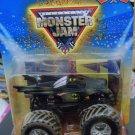 Mattel Hot Wheels Monster Jam 2010 Flag Series Batmobile 33/75 Batman Truck Scale 1:64 NEW