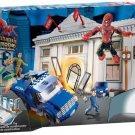 Mega Bloks 2004 Spider-man 3 Sandman Bank Heist 285 pcs New