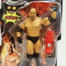 WWE Jakks Pacific Ruthless Aggression Series 4 Goldberg Action Figure with Fire Extinguisher NEW
