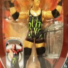 WWF WWE Jakks Pacific Raw Unchained Fury RVD Rob Van Dam Real Scan Action Figure Red Card New