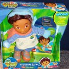 "FISHER PRICE Nickelodeon Go Diego Go! 12"" inch Huggable Diego Target Exclusive NEW"