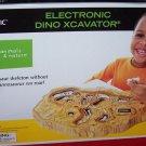 National Geographic Electronic Dino Xcavator Tyrannosaurus T-Rex Fossil NEW