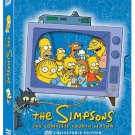 USED LIKE NEW The Simpsons - The Complete 4 Fourth Season (DVD, 2009, 4-Disc Set) Set
