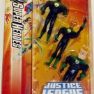 Mattel DC Super Heroes Justice League Action Figure 3-Pack Tomar-Re, Green Lantern & Kilowog New