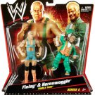 WWE Mattel Wrestling Family Fury Series 2 Finlay & Hornswoggle Action Figure 2-Pack New