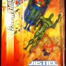 DC Super Heroes Justice League 3-Pack Martian Manhunter, J'onn J'onzz, & Clear Martian Manhunter New