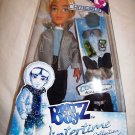 "MGA Entertainment Bratz Boyz Wintertime Wonderland Collection CAMERON 10"" inch Doll NEW"