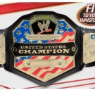 WWE Mattel Wrestling US United States Championship Belt Become the Champion New