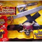 Zizzle Pirates of the Caribbean At Worlds End Jack Sparrow's Weapon Gear [ Smart Action SFX ] New