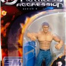 WWE Jakks Pacific Ruthless Aggression Series 5 John Cena Action Figure with Chair NEW