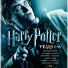 Harry Potter Years 1-6 Gift Set (Full Screen Edition) (2009) New DVD