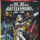 Star Wars Battlefront II, GREATEST HITS Playstation 2 NEW PS2 GAME