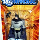 Mattel DC Universe Justice League Unlimited Fan Collection Batman Action Figure Black & Grey Suit