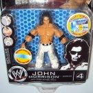 WWE Jakks Pacific Deluxe Build N Brawl Series 4 Mini 4 Inch Action Figure John Morrison New