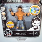 WWE Jakks Pacific Deluxe Build N Brawl Series 4 Mini 4 Inch Action Figure THIS MIZ New
