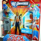Mattel DC Universe Young Justice Power Glow Aqualad Action Figure (Walmart Exclusive) NEW
