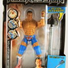 WWE Jakks Pacific DELUXE Aggression Series 17 DH Smith Action Figure with Barbell Launcher NEW