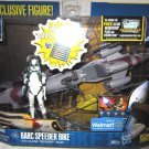 Hasbro Star Wars The Clone Wars Exclusive Barc Speeder Bike with Clone Trooper Buzz Action Figure
