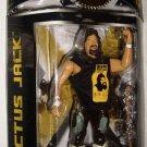 WWE Jakks Pacific Wrestling Classic Superstars Series 19 CACTUS JACK Action Figure New