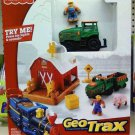 Fisher Price Exclusive Geo Trax Fram & Tractor Playset only at Toys r Us NEW