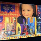 Mattel Disney's The Hunchback of Notre Dame Cathedral Playset New