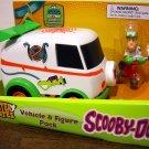 Scooby-Doo Mystery Mates Ghosthunter Van & Shaggy [ Vehicle & Figure Set ] New