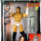 WWE Jakks Pacific DELUXE Aggression Series 8 Action Figure CM Punk Action Figure + Action Accessory