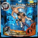 WWF WWE Wrestling Final Count Series 1 Action Figure 2-Pack Famous-er Billy Gunn vs Edge New